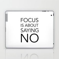 Focus is about.... Laptop & iPad Skin