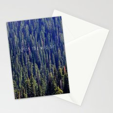 Drink the Wild Air 2 Stationery Cards