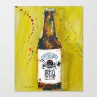 Spider Bite Beer Co. Canvas Print