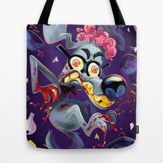 Doggy Instincts Tote Bag