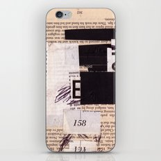 BOOKMARKS SERIES pg 302 iPhone & iPod Skin