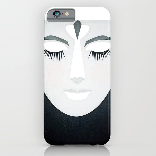 Stillness iPhone & iPod Case