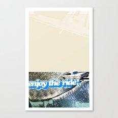 ROUGHKut#020916 Canvas Print
