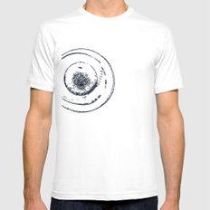 Ovum Mens Fitted Tee SMALL White