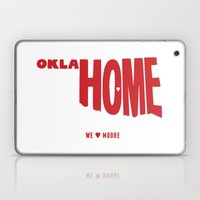 oklaHOME Laptop & iPad Skin