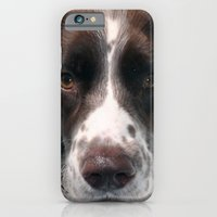 Freckles In Snow iPhone 6 Slim Case