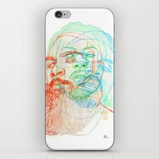 The Glorious Dead iPhone & iPod Skin
