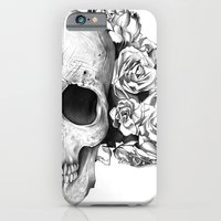iPhone Cases featuring SKULL by Martina Corradi  http://www.martinacorra