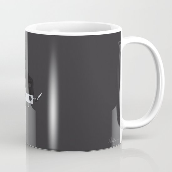 Dicey Little Guy Mug