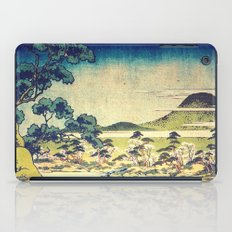 To Pale the Rains in August iPad Case