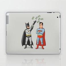 Super Rich Laptop & iPad Skin