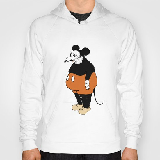 Mickey Da Rat Hoody