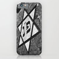 Cemetery star iPhone 6 Slim Case