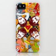 iPhone & iPod Case featuring Sgt. Pepper's Lonely Hea… by Julia Minamata