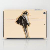 Lasers iPad Case
