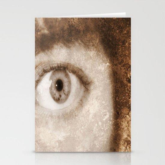 Eye Stationery Card