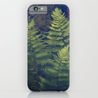 iPhone Cases featuring Nether by Maggie Green