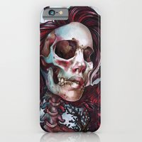 Queen Of Ravens iPhone 6 Slim Case