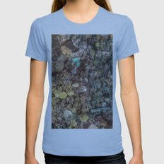 Gems Collection 1 Womens Fitted Tee Athletic Blue SMALL