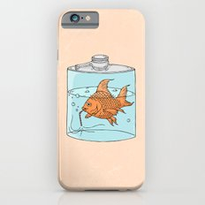 Drink like a fish iPhone 6 Slim Case