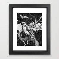 P18. Framed Art Print