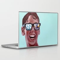 woman Laptop & iPad Skins featuring This Magic Moment by Jared Yamahata