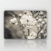 Petals Soft as Pearls Laptop & iPad Skin