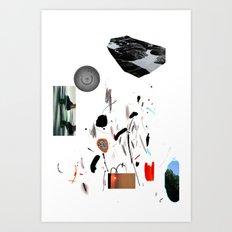des2 Art Print