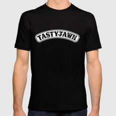 Tasty Jawn SMALL Black Mens Fitted Tee