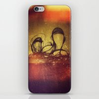The Invited They Come  iPhone & iPod Skin