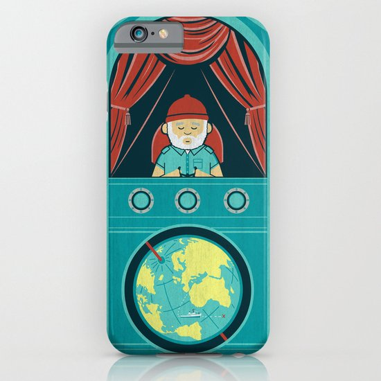 Aquatic Adventurer iPhone & iPod Case