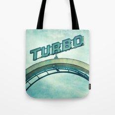 turbo Tote Bag