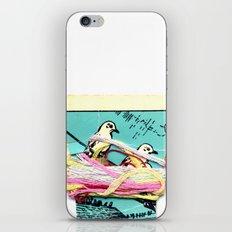 Birds in Nest iPhone & iPod Skin