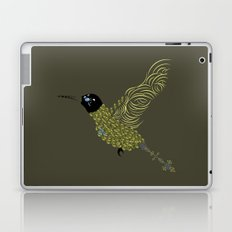 Abstract Hummingbird Laptop & iPad Skin