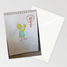 Bootleg Series: Meggie Sampson the feminist Stationery Cards
