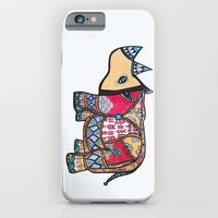 iPhone & iPod Case featuring Fleur de Rhino by NOxLA