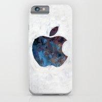 Painted Apple iPhone 6 Slim Case