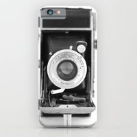 iPhone & iPod Case featuring Vintage Camera No. 1 by Jillian Schipper