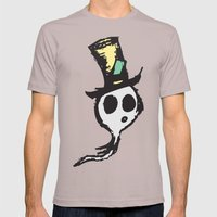 Ghost Mens Fitted Tee Cinder SMALL