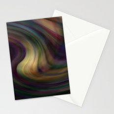 Melting chaos Stationery Cards