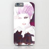 Ethno fashion illustration iPhone 6 Slim Case