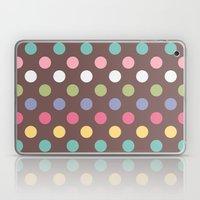 Color Dots Laptop & iPad Skin