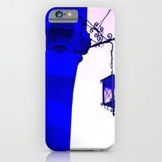 THE INTENSE BLUE LIGHT Slim Case iPhone 6s