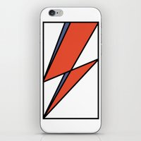 Bowie Tribute iPhone & iPod Skin