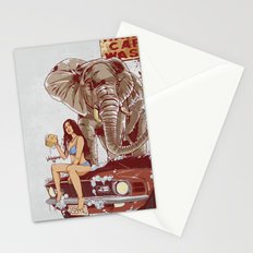 Car Wash Stationery Cards