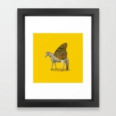 Pegamorphosis Framed Art Print