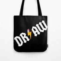 DR/AW Tote Bag