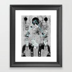 FALSE PROPHETS II Framed Art Print