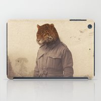 Jungle Jaguar iPad Case