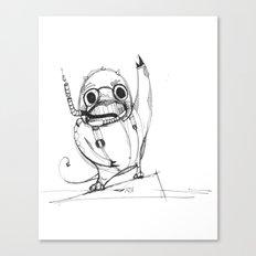 Spacedragon Canvas Print